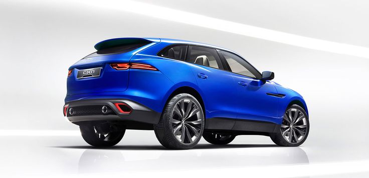 C-X17 Concept is Jaguar's first sports crossover concept vehicle and blends the seductive design and intelligent performance that are hallmarks of Jaguar, while delivering the benefits of a crossover's assured driving position and high levels of flexibility. It showcases Jaguar's all-new intelligent aluminium architecture, with the cars rolling off it engineered to deliver class leading quality, durability and reliability.