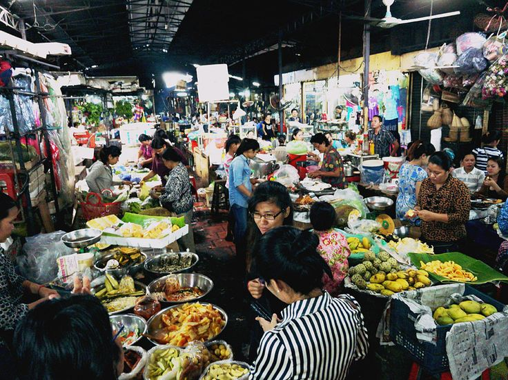 An Insider's Guide to Phnom Penh: Markets, Mountain Temples, and a Secret Prison - Condé Nast Traveler
