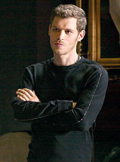 "Joseph Morgan As vampire-werewolf hybrid Klaus Mikaelson on The CW's ""The Originals"""