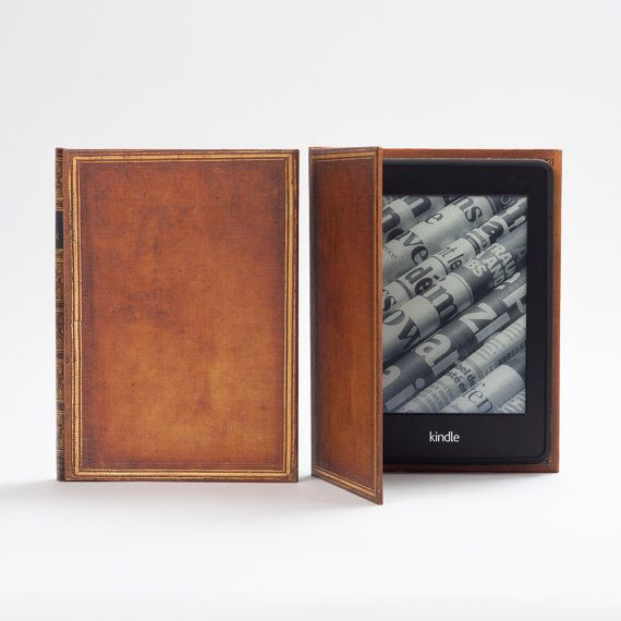 Classic Hardback Book Cover for Kindle and eReader $38