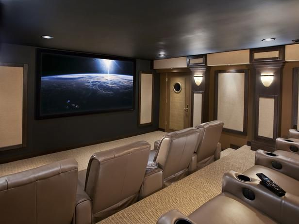 Home theater home theater pinterest theater home for Custom home theater design