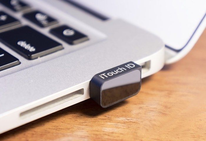 iTouch ID has created what they are marketing as the smallest USB fingerprint scanner ever to be created. Providing users with a small and compact way to add extra security to their laptop or desktop computers.