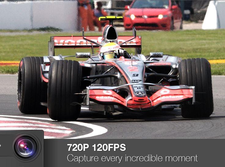 EKEN H9 WiFi Sport Action Camera DV Car DVR 4K Ultra HD SPCA6350 HDMI 2 Inch LCD
