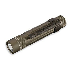Mag-Lite SG2LRF6 Mag-Tac Lampe Torche LED Métal Vert 13,2 cm