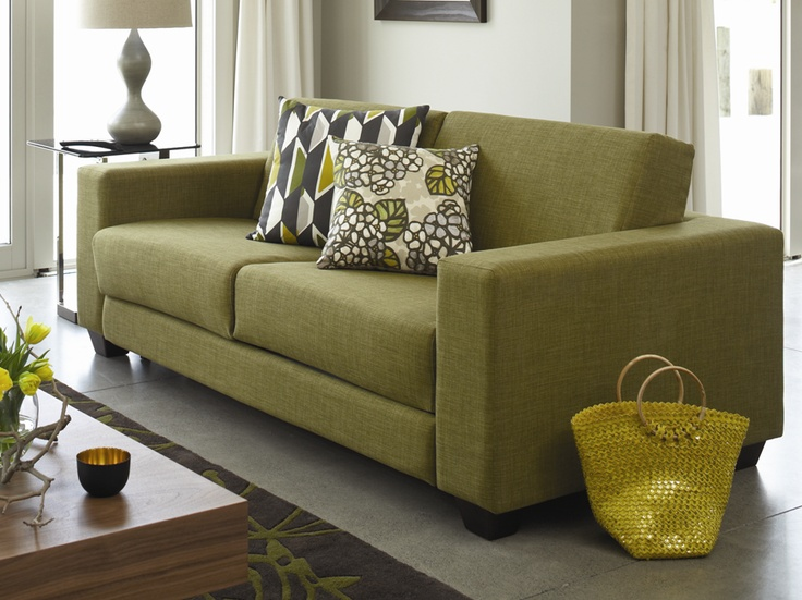 Como Double Sofa Bed by Evan John Philip from Harvey Norman New Zealand