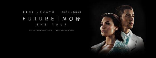 "Demi Lovato and Nick Jonas Set 2016 ""Future Now"" Tour Dates: Ticket Presale Code Info 
