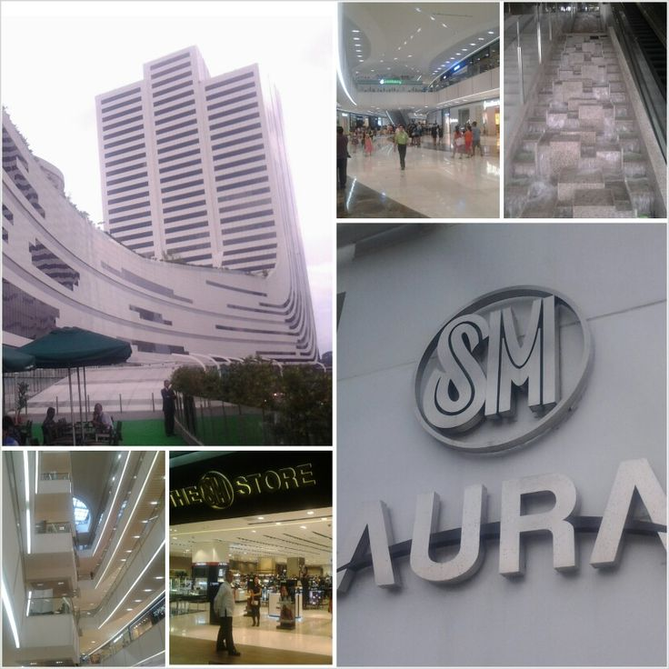 Shoppings @ SM Aura