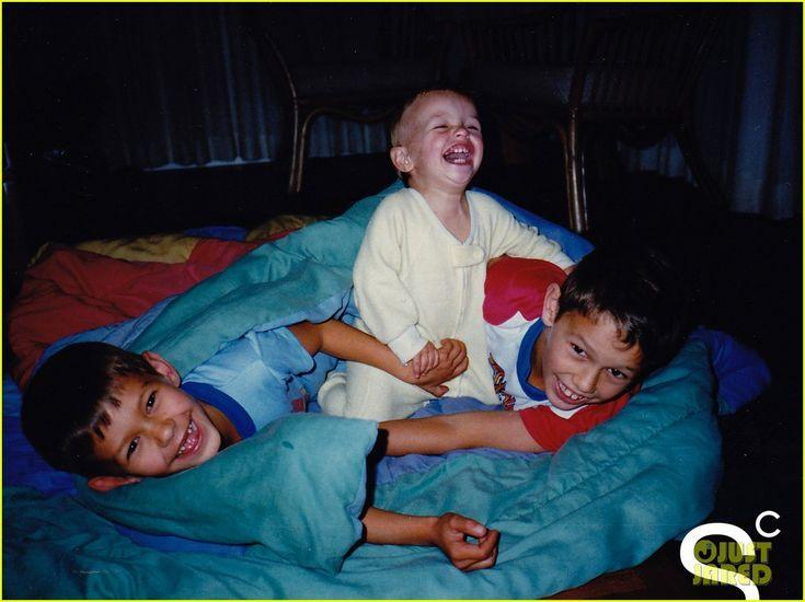 James, Dave and Tom Franco