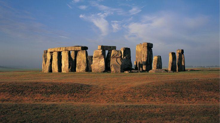 Stonehenge blijft vooralsnog een mysterie...