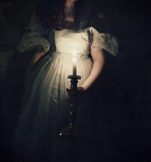 in a dusty haunted attic...