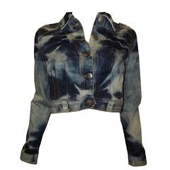 Cropped Denim Jacket for R255.00
