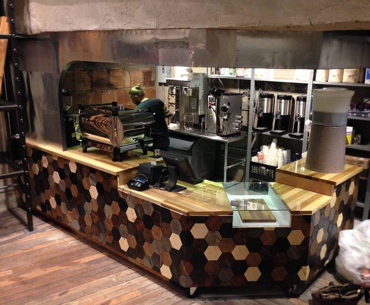 Manhattan Clothiers Adding HighEnd Coffee Bars to Improve