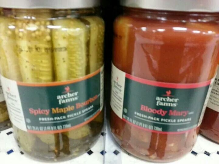 Spicy Maple Bourbon Pickles Marilla S Super Awesome Maple