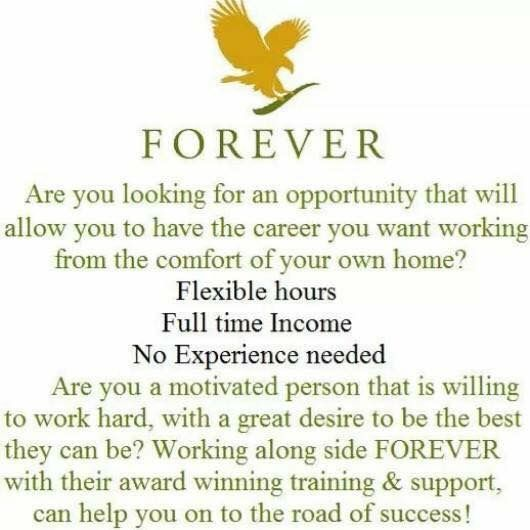 A chance to become your own boss