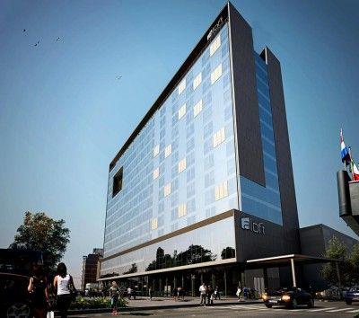 La marca Aloft llega a Montevideo con hotel de 102 habitaciones