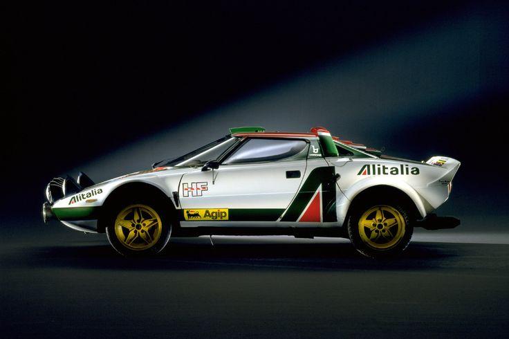Alitalia Lancia Stratos HF