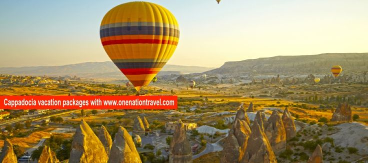 Cappadocia vacation packages with www.onenationtravel.com #cappadocia #goreme #urgup #cappadociatours #cappadociaturkey #travel #travelling #tour #vacations #turkey