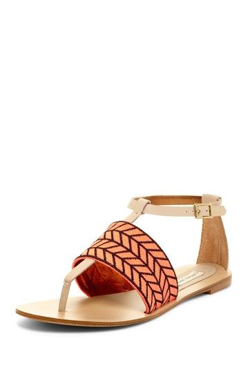 Herringbone Sandals