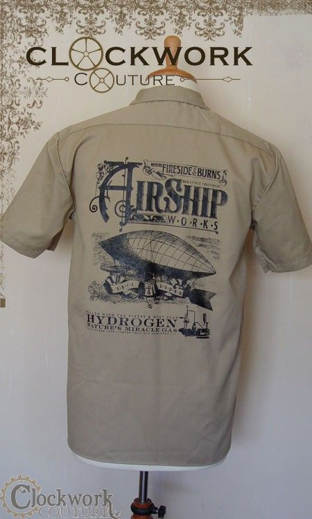 Hard Rock Cafe Mechanic Shirt