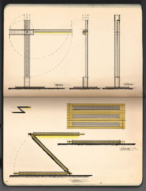"Lamp design  Sketch by ivan schuler ""justoneartist"""