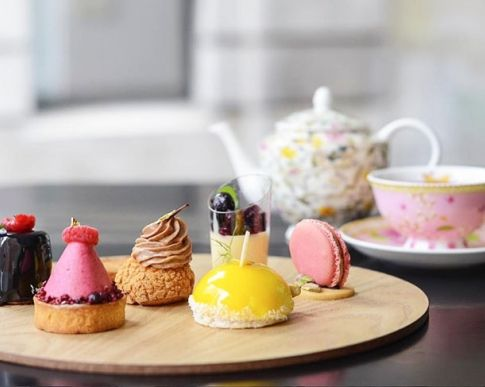 Raw sweets, DJs, and gluten-free treats - here's some of Melbourne's best modern high tea.