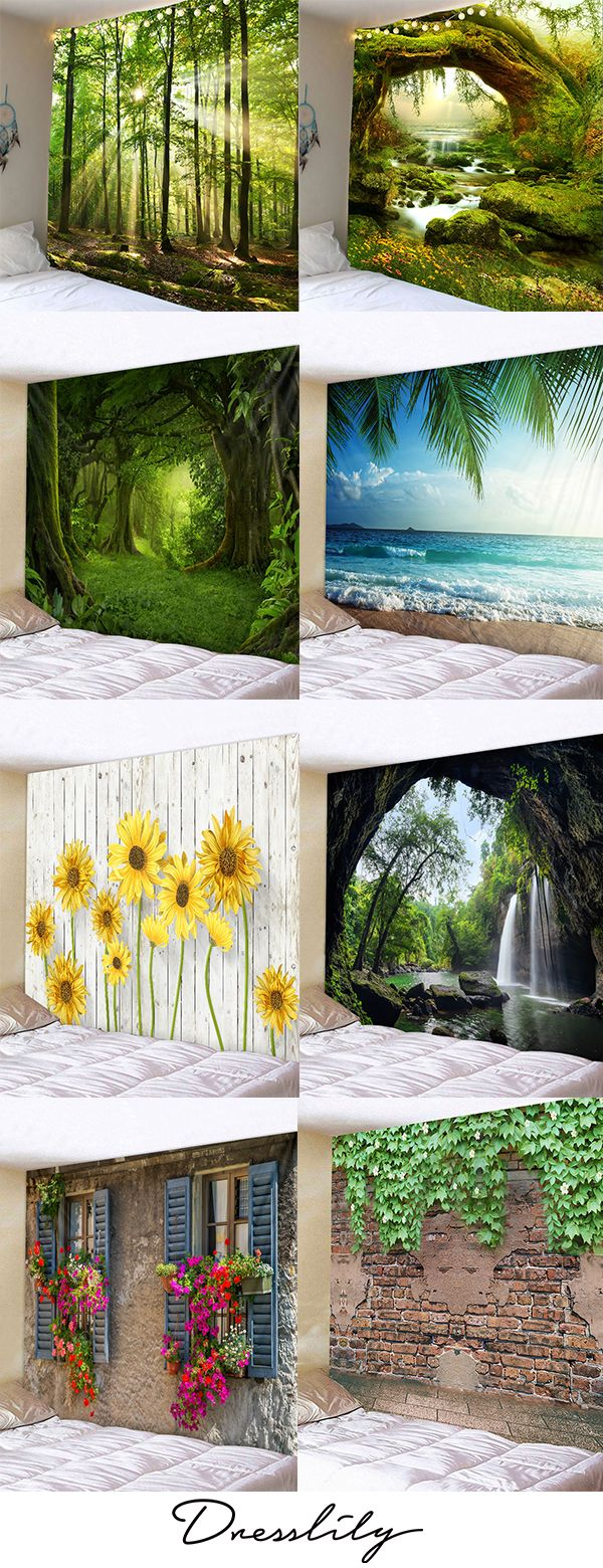 Dresslily home decor wall tapestry