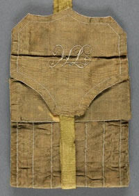 Sewing Case (Housewife)  Made in United States, North and Central America    c. 1820