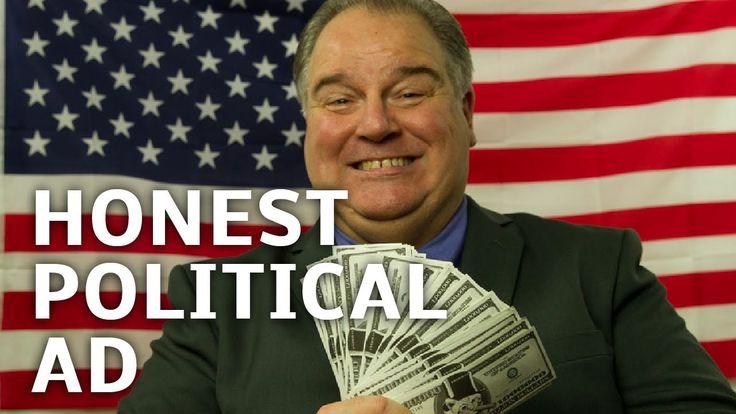 HAAAAAAAAAAAA!!! HAHAHAHA! MUST SEE! | Honest Political Ads - Gil Fulbright for Senate