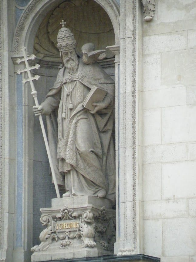 St. Stephen's Basilica or Szent István-bazilika.