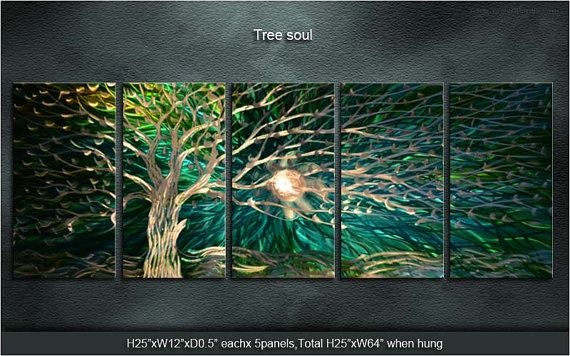 1000+ Ideas About Abstract Metal Wall Art On Pinterest