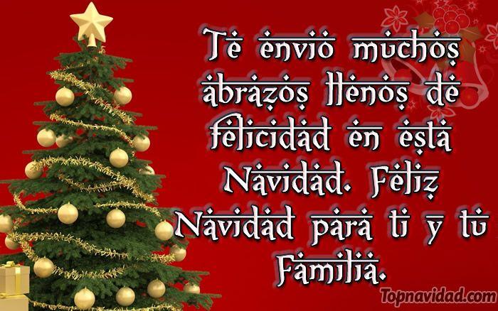 Mensajes Cortos De Navidad Para Los Amigos Felicitaciones Navidad Frases De Navidad Frases Para Felicitar Frases Par Navidad Christmas Holiday Decor Holiday