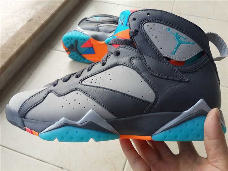"Air Jordan 7 ""Bobcats"" shoes"