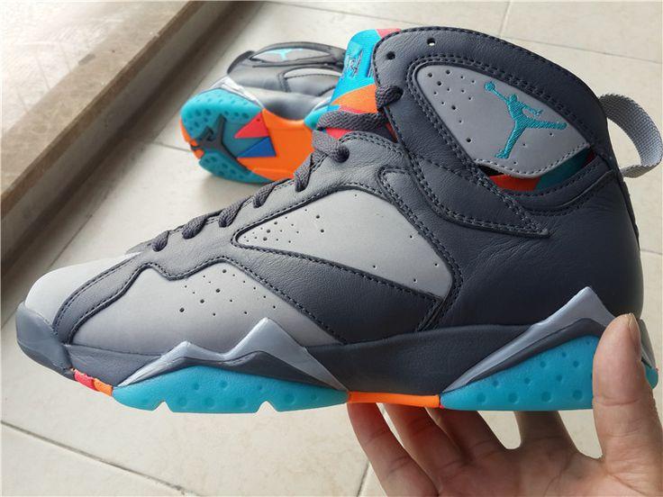 "Air Jordan 7 ""Bobcats"" shoes"