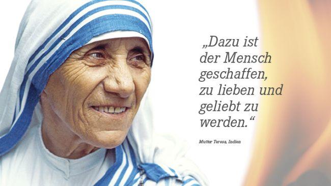Namenstag Teresa