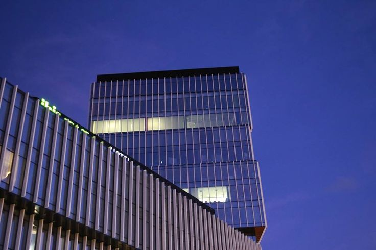 Wrocław - Silver Tower Centre
