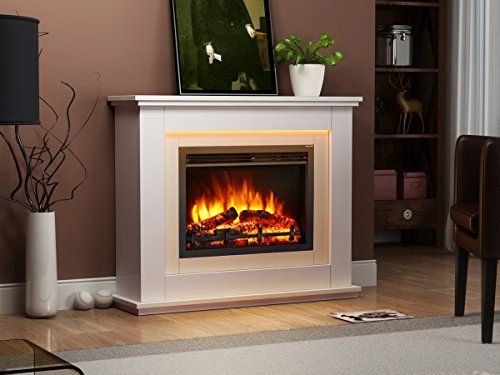 fireplaces and surrounds electric