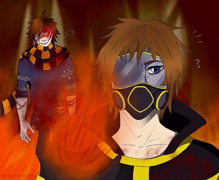 Flame-freak meets Stitcher. by Squishykitt on DeviantArt ...