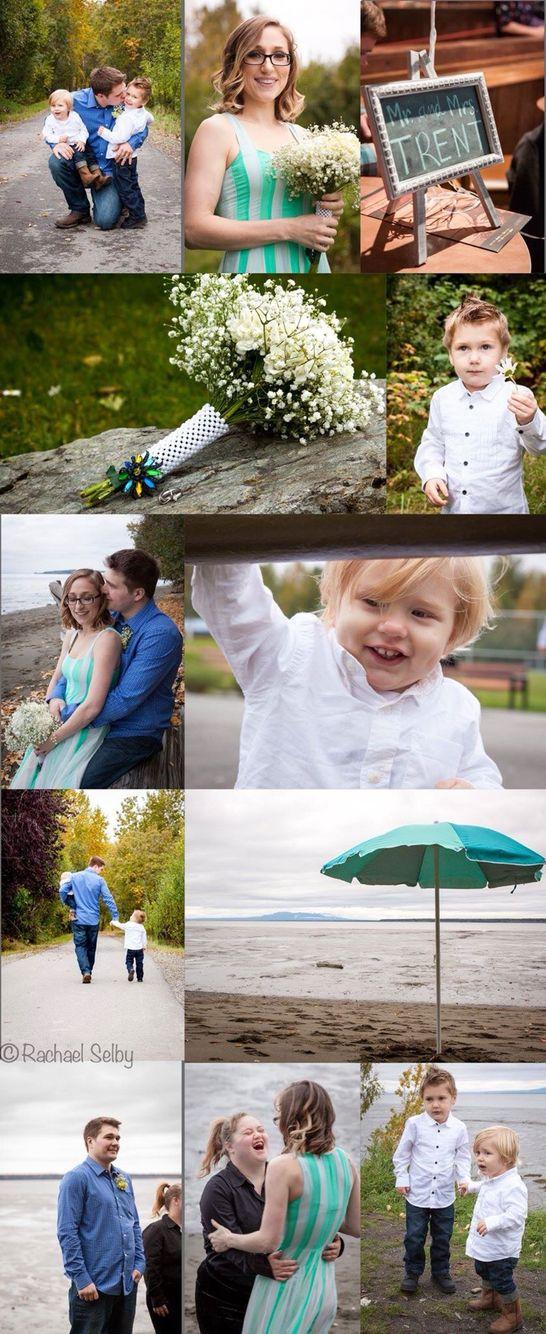 Autumn n Aaron's beach wedding