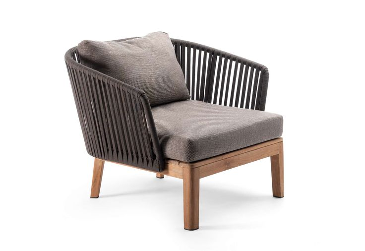 Tribù Mood Armchair/ Lounge Chair/ Club