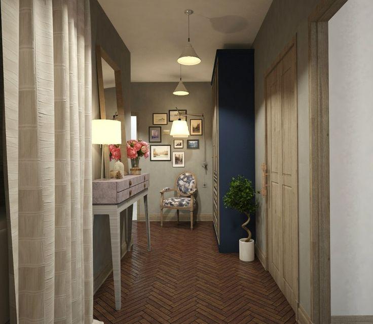 #interior #design #etiqstudio #hallway #pastel