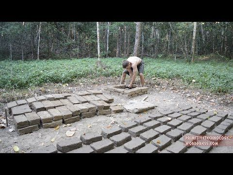 Watching a man make mud bricks using primitive technology is just fascinating. [VIDEO]