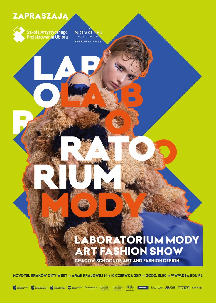 Can't wait! One of the most important fashion events in Poland organized by Cracow School of Art and Fashion Design! #FashionSchool #SzkolaMody