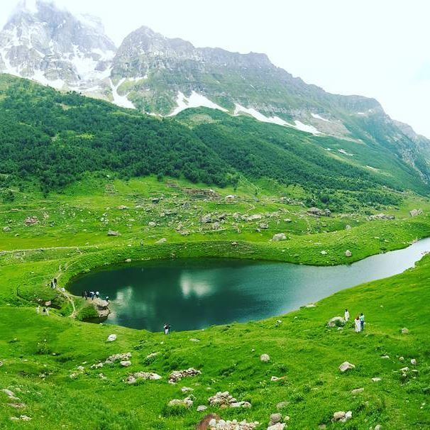 Shounter Lake, Neelam Valley