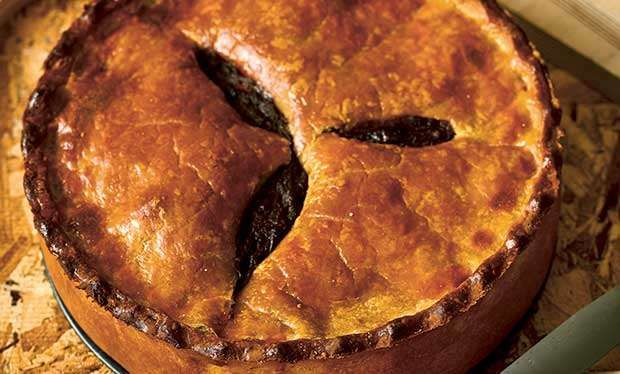 In Victorian week, the bakers' signature challenge is game pie - 2014 finalist Richard Burr gives us his no-fuss pie recipe