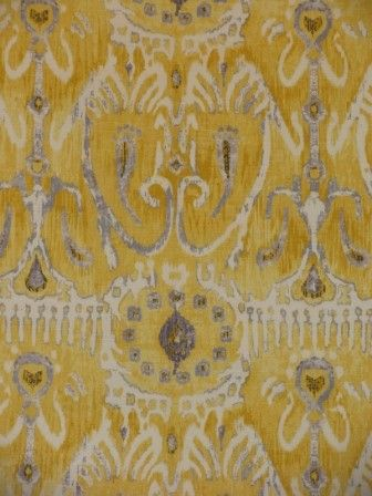 Isle Butter - www.BeautifulFabric.com - upholstery/drapery fabric - decorator/designer fabric