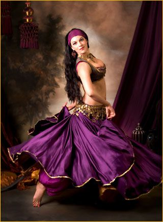 purple_skirt by Sandra BellyDance, via Flickr