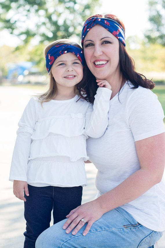 a5b77007a84 Mommy and Me Outfits - Matching Mother Daughter Outfits - Mommy and Me  Headband - Matching Mommy Dau