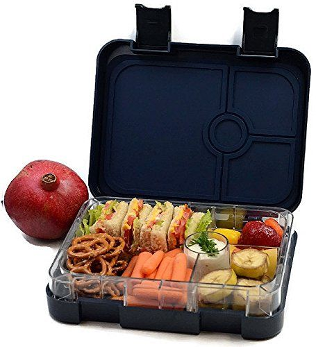 As a busy student it's always important to take and prepare a good meal for the day. This lunch box has revolutionized that for me. Its a quality style lunch box and fits the food I need. The compartments really helps me to choose different foods that I love without worrying that they will mix together. I look forward to having this lunchbox with me everyday, its truly a lifesaver.