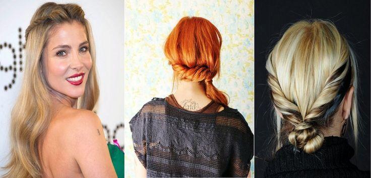 Peinados retorcidos, un giro para tu cabello - http://www.entrepeinados.com/peinados-retorcidos-un-giro-para-tu-cabello.html