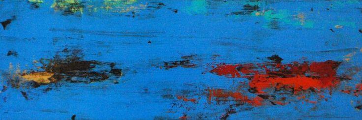 Ravishing.Acrylic on Panel.8×24
